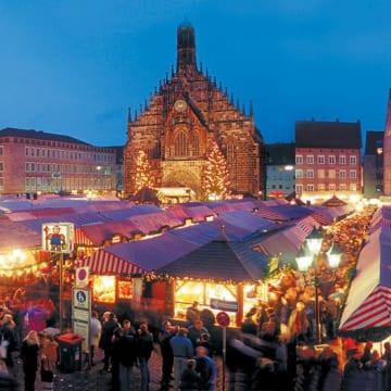 ドナウ川ドイツ・オーストリアのクリスマスマーケット<br/>European Holiday Markets