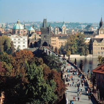 ドナウの真髄とプラハ<br/>Authentic Danube & Prague