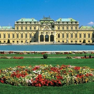 魅力的なアムステルダムとウィーン<br/>Alluring Amsterdam & Vienna
