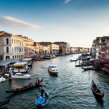 ベネチアとイタリア北部の魅力<br/>Venice & the Gems of Northern Italy