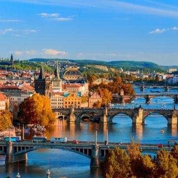 ときめきのドナウ川とプラハ<br/>Delightful Danube & Prague