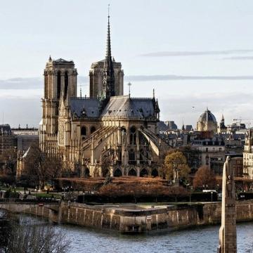 リバーでゆく究極のフランス<br>Ultimate France