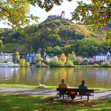 2020New ライン、モーゼルと至福のバーデン=バーデン<br>Rhine, Moselle & Blissful Baden-Baden