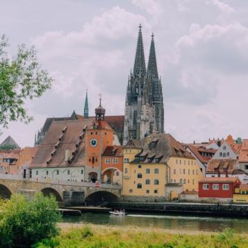 NEW! ライン、マイン&ドナウ発見 <br> Rhine, Main & Danube Discovery