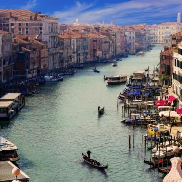 ベネチアとイタリア北部の魅力<br>Venice & the Gems of Northern Italy
